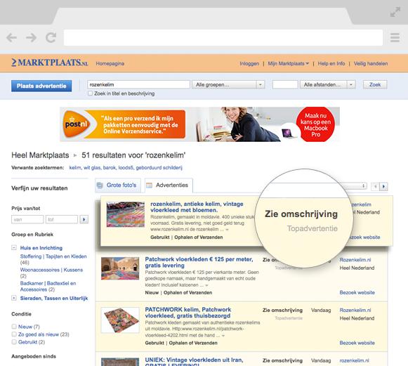 Marktfeed is automatiseringspartner van Marktplaats voor alle webshophouders
